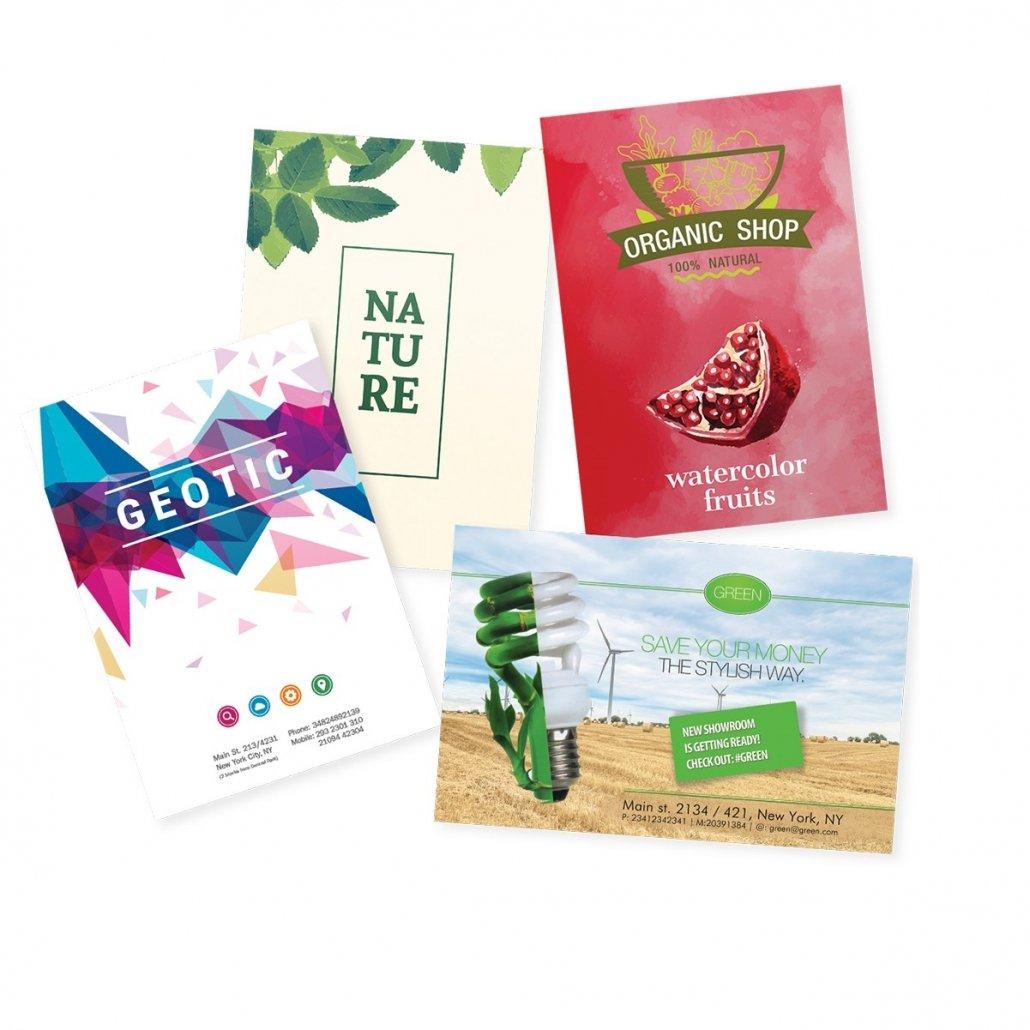 Custom Flyer Print shop products