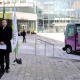 Vancouver looks to the future - driverless shuttle